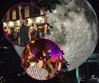 Moonlight on Store Street – A Night Time Street Party with a Twist!