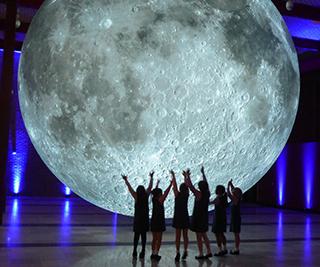 Museum of the Moon – Luke Jerram