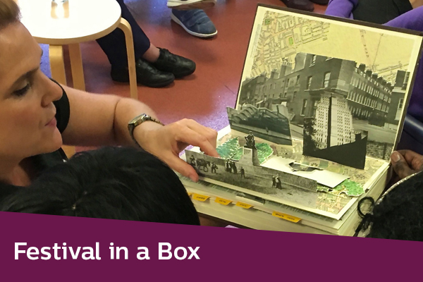 > FIND OUT MORE ABOUT FESTIVAL IN A BOX
