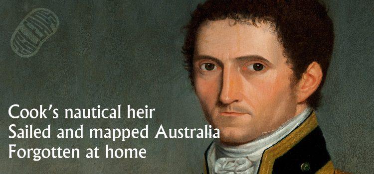 Anna Dewis – Capt Matthew Flinders