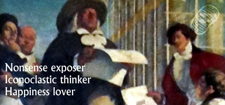 Margaret Webster – Jeremy Bentham