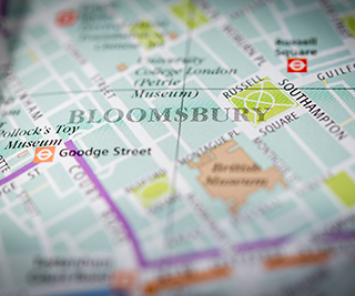Utopian Bloomsbury