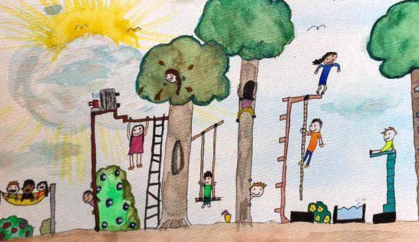 Winner of 2020 Children's Art Competition Announced