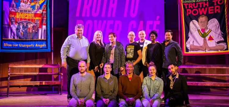 A Q&A with Truth to Power Cafe creator, Jeremy Goldstein