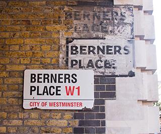 London Street Signs