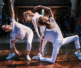 Seeing Earth – Lunar Salute Dance Company