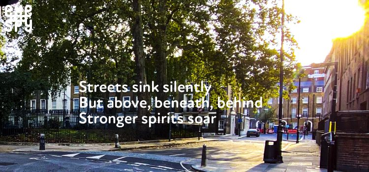 EYE SPY: Rob Andrews – Prayer for Argyll Square