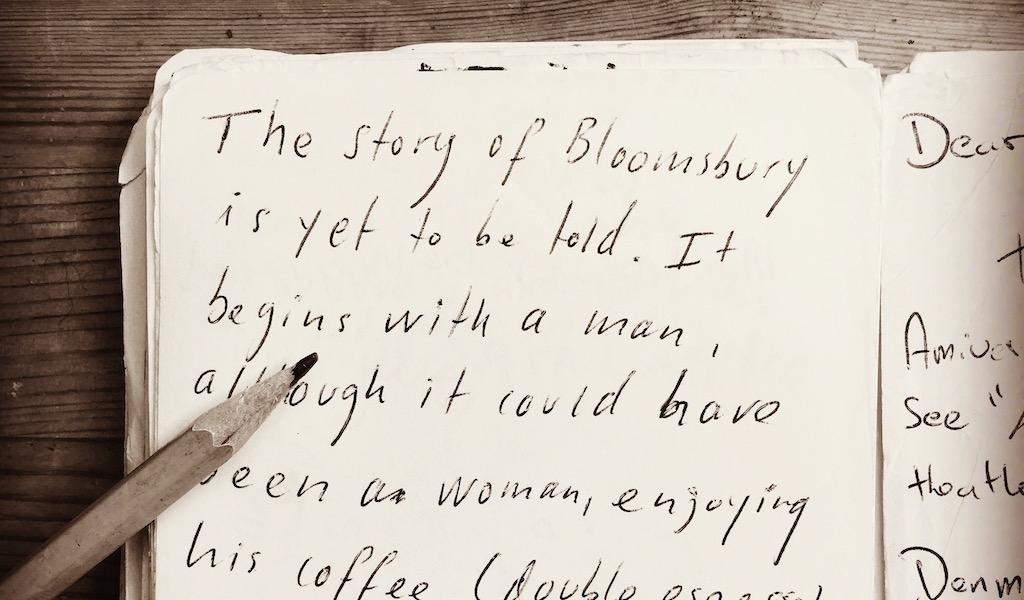 TALK - The Secret Diary of Bloomsbury