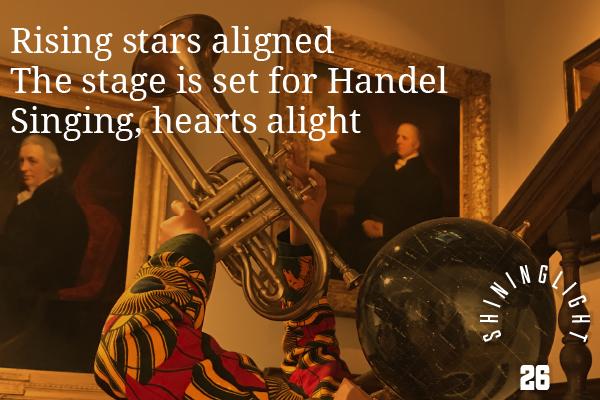 Fiona Thompson – Rising stars align for Mr Handel