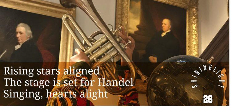 26 Shining Light: Fiona Thompson – Rising stars align for Mr Handel