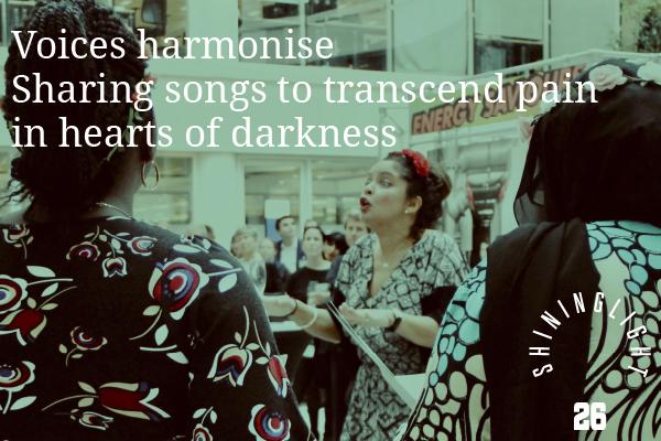 Irene Lofthouse - Aimes Freedom Choir