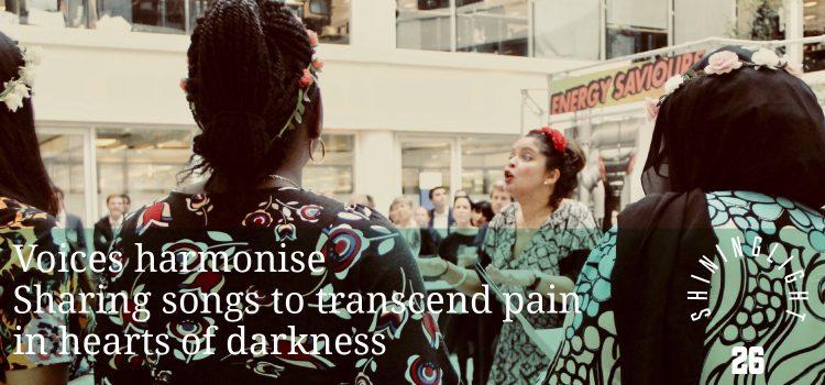 26 Shining Light: Irene Lofthouse – Aimes Freedom Choir