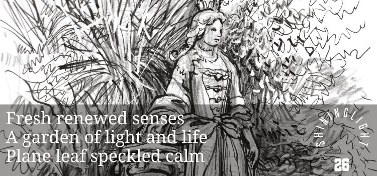 26 Shining Light: Margaret Kenna – Light, Life and Shade. Musings from the statue in Queen Anne's Square